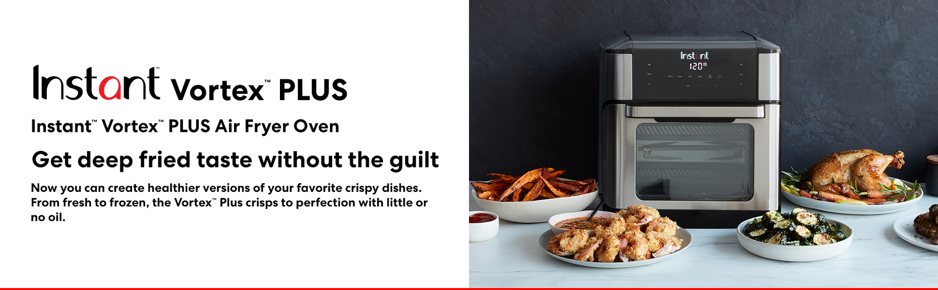 Instant Vortex Plus 7 In 1 Air Fryer Oven