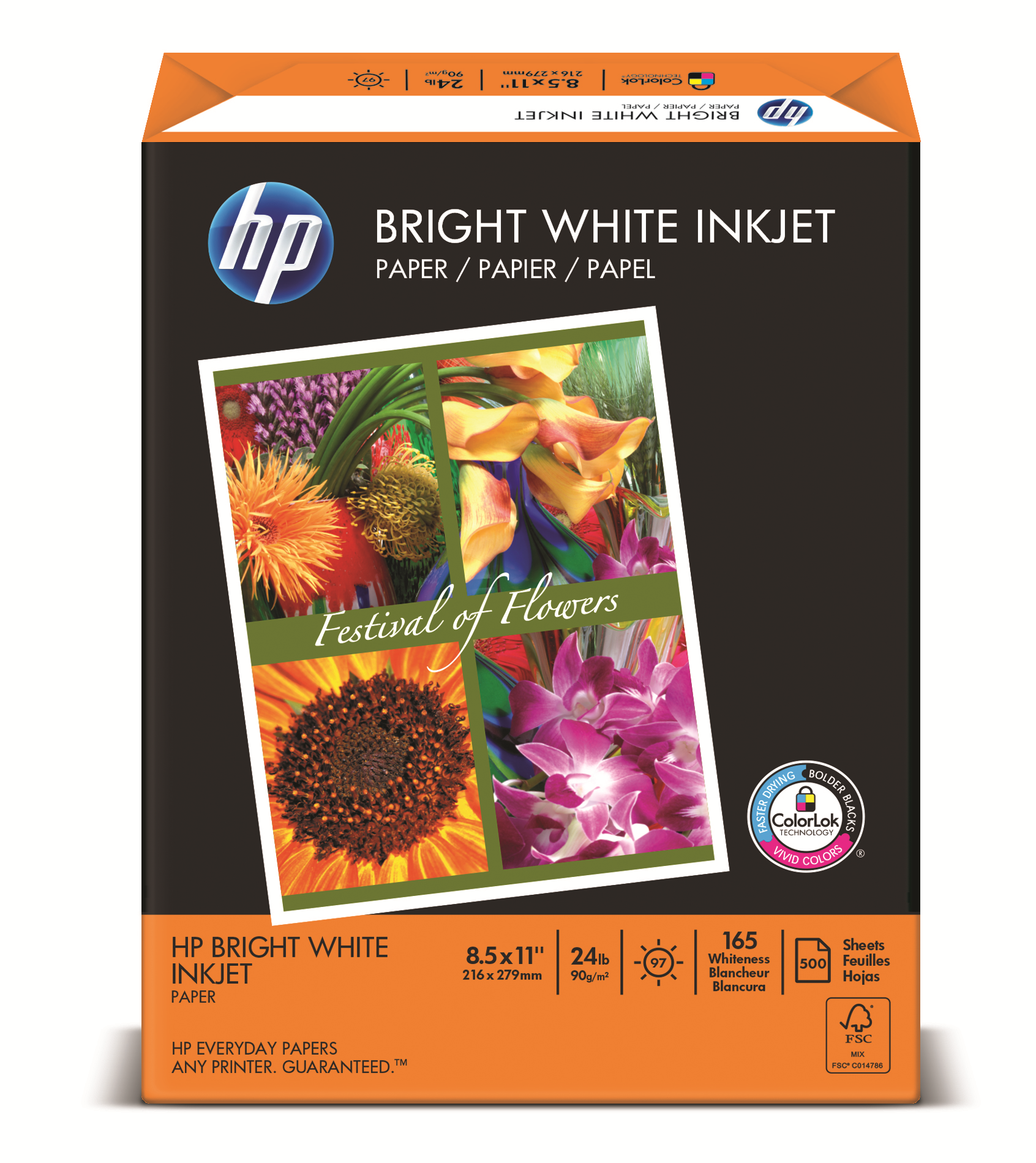 24 lb Inkjet Paper Packs at fice Depot ficeMax