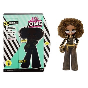 Lol Surprise Omg Top Secret Queen Bee Winter Disco Doll