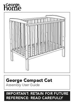 View George Home Compact Cot PDF