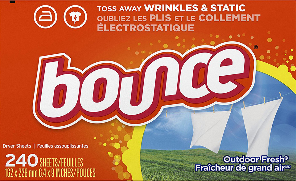 bounce fabric softener sheets fresh linen 160 count walmart com