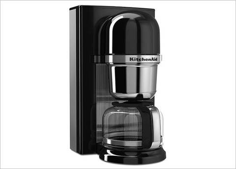 Kitchenaid Custom Pour Over Coffee Brewer Onyx Black Kcm0802ob