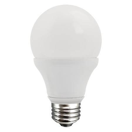 Bathroom Lighting Fixtures Walmart great value led light bulb, 9w (60w equivalent), soft white, 1