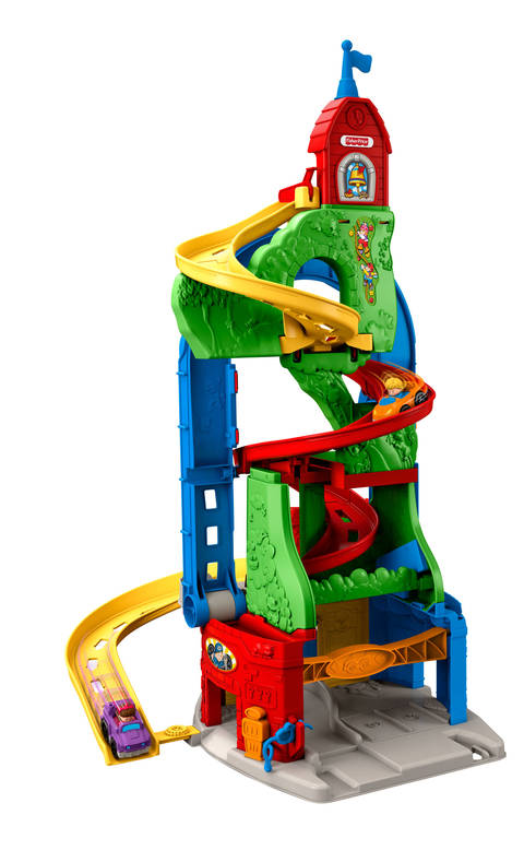 Fisher Price Little People Sit N Stand Skyway Newegg Com
