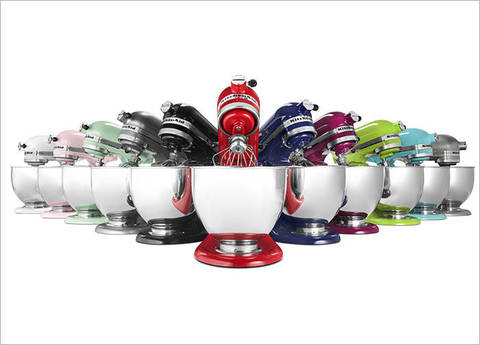 Kitchen Aid kitchenaid® artisan stand mixer ksm150 : target