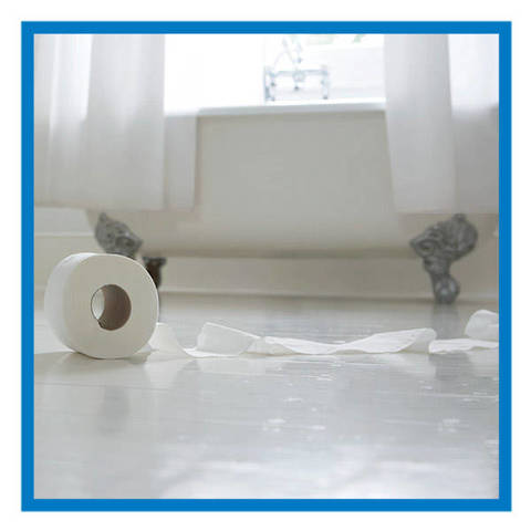 Scott 1000 Septic-Safe Toilet Paper 24 Regular Rolls : Target