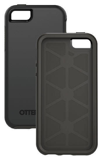 new arrival 95889 f4df8 iPhone 5/5SE/5S Otterbox apple iphone case symmetry series, black