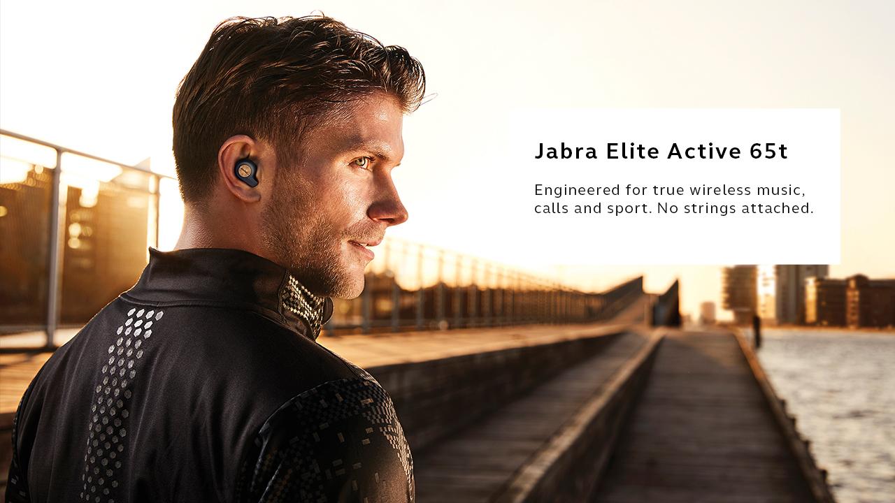 Jabra Elite Active 65t True Wireless Sports Earbuds | Nebraska