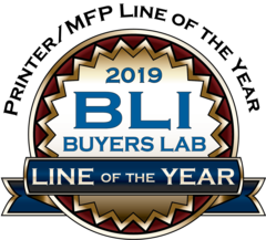 2019 Printer/MFP Line of the Year