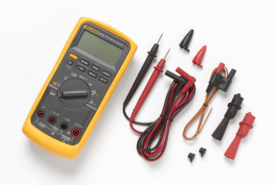 Fluke Digital 1000-Volt Multimeter at Lowes.com on