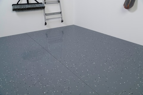 Rust-Oleum RockSolid 2-part Dark Gray Gloss Garage Floor