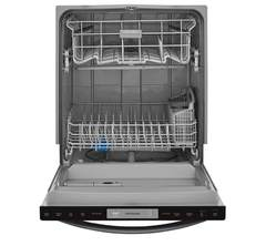 Frigidaire Dishwasher: FFID2426TD, Door open, Empty