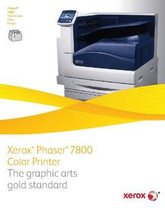 View Phaser 7800 Brochure PDF