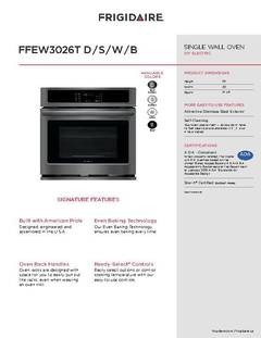 View Product Specifications Sheet PDF