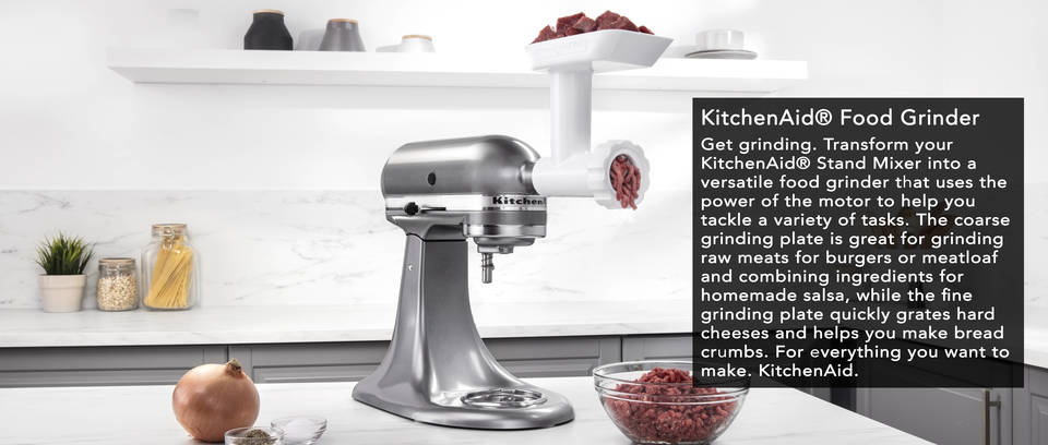 Kitchen Aid kitchenaid® food grinder attachment- fga : target