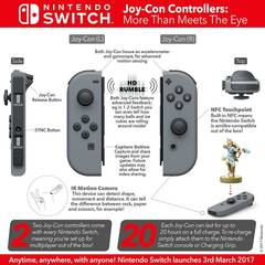Joy-Con Features