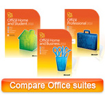 Compare Office Suites