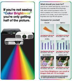 Learn about Color Brightness - opens PDF