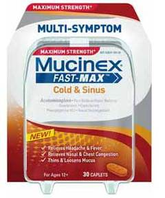 Mucinex 12 Hour Chest Congestion Expectorant Tablets 68ct Target