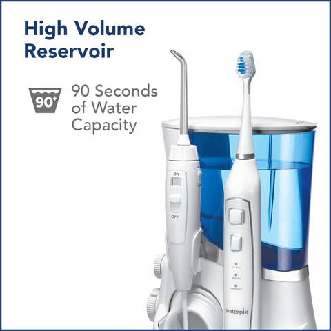 Waterpik Complete Care 5 0 Waterflosser & Sonic Toothbrush - WP-861C