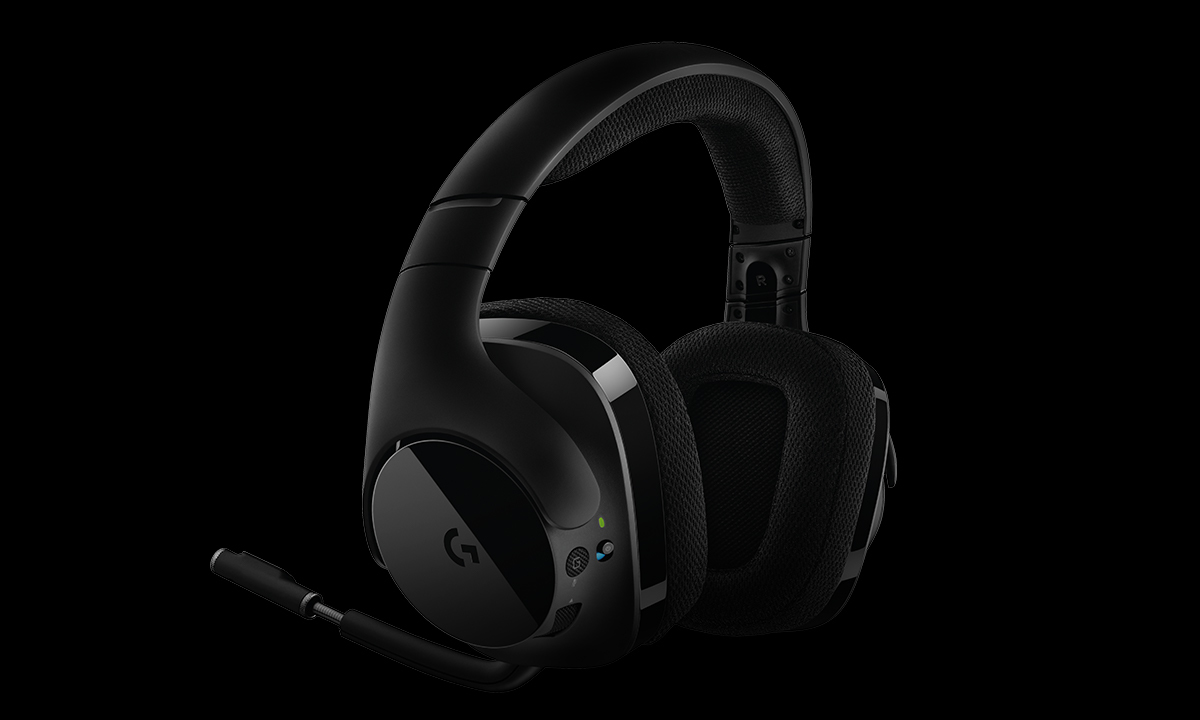 Logitech G533 Wireless DTS 7 1 Surround Sound Gaming Headset