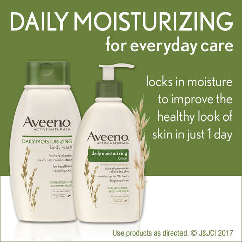 Aveeno Baby Essentials Daily Care Gift Set Target