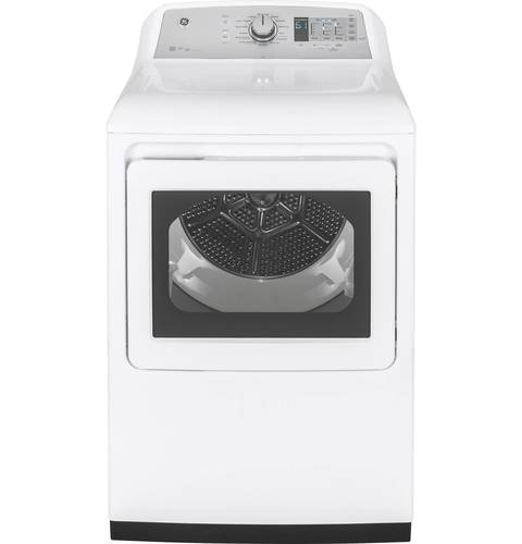 ge 74cu ftelectric dryer white