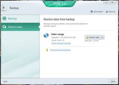Easily Restore Files From Backup