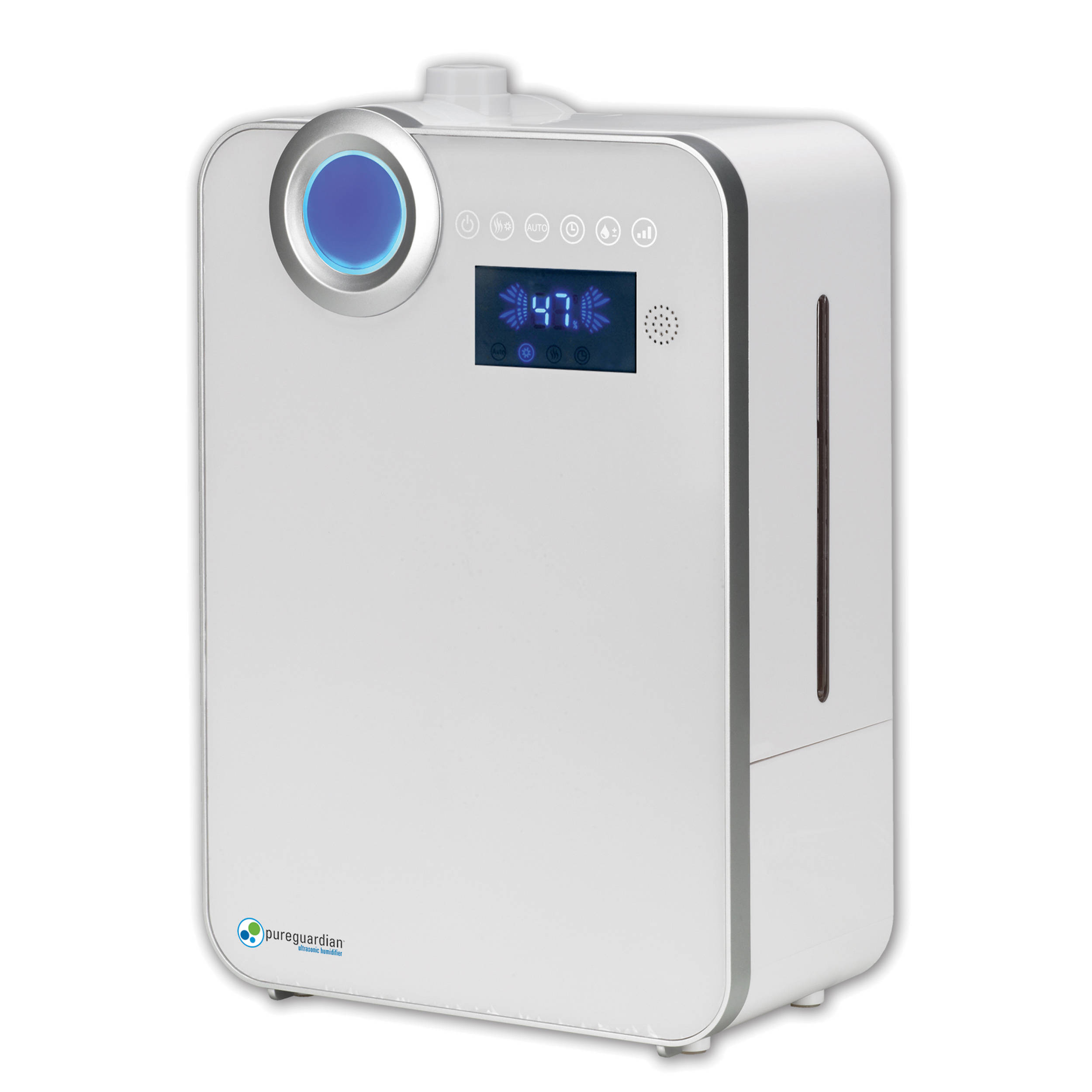 Ultrasonic Cool Mist Humidifier Table Top 1 Gallon Walmart.com #2C7D9F