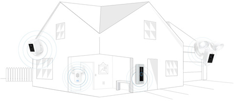 Ring Chime Pro White Doorbell Extender at Lowes com