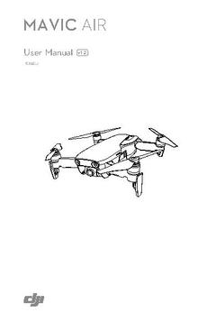 Mavic Air User Manual
