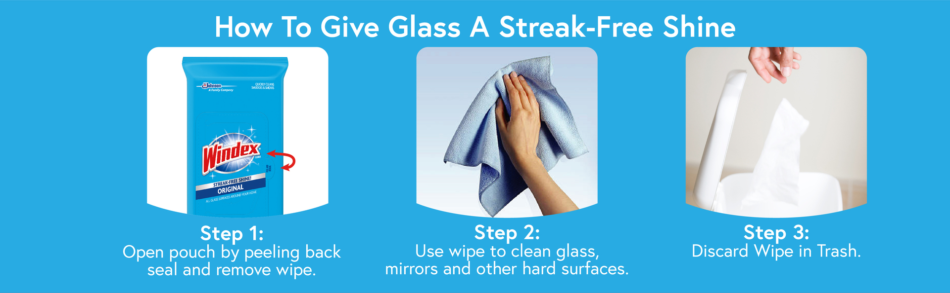 How To Give Glass A Streak-Free Shine