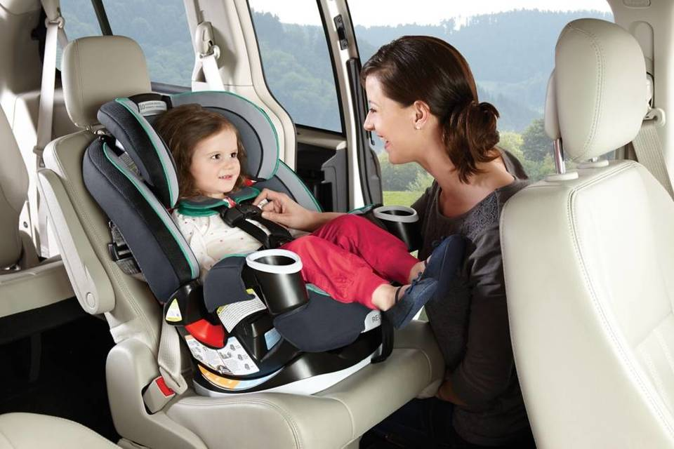 Buy Graco 4ever All in One - convertible car seat
