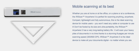 Mobile scanning at its best, Join the Mobile Lifestyle