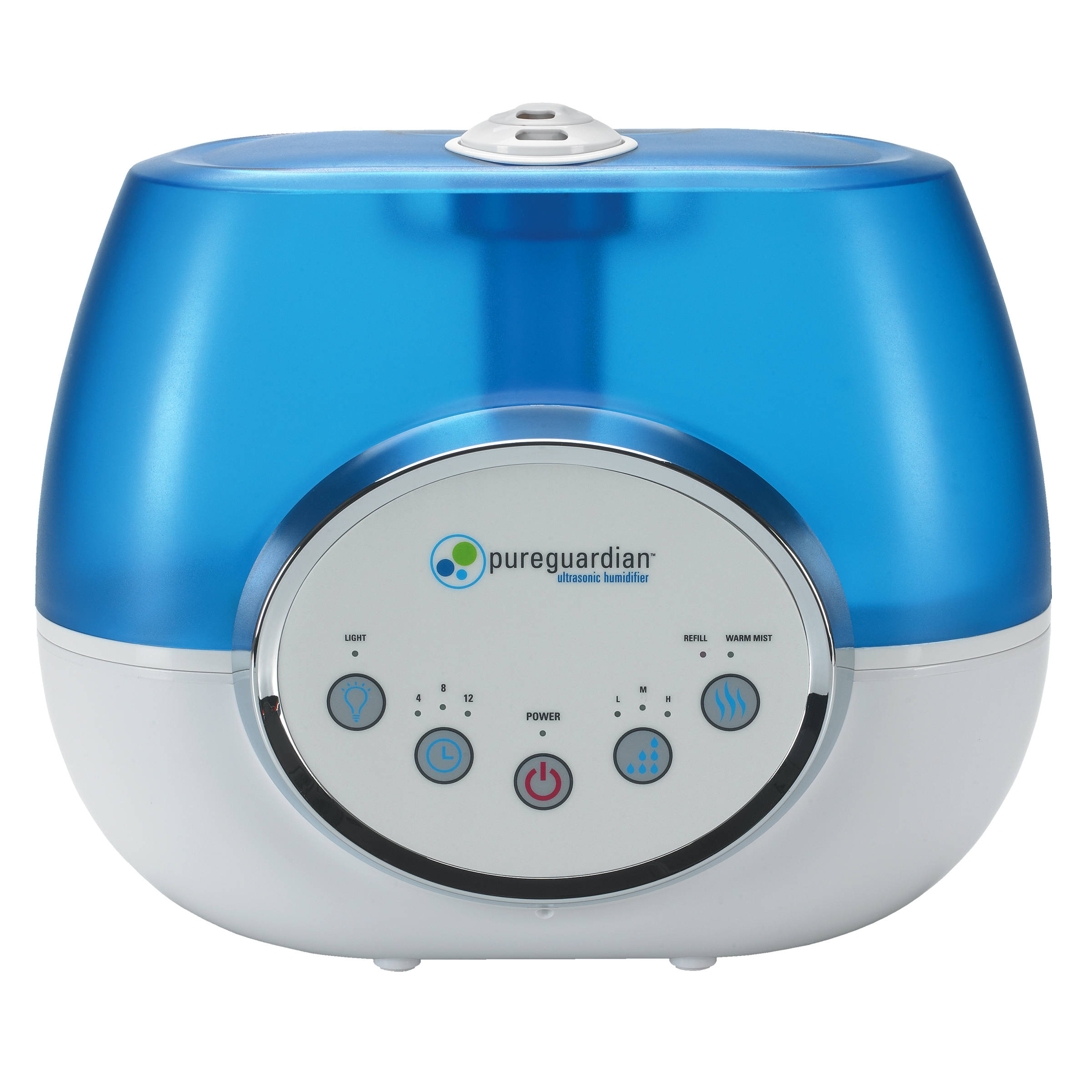 Ultrasonic Cool Mist Humidifier Table Top 1 Gallon Walmart.com #104A7D
