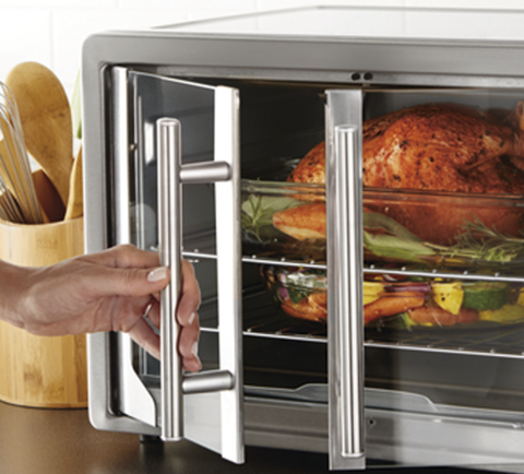 Oster 174 Extra Large Countertop French Door Oven At Oster Ca