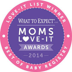What to Expect Award: Best of Baby Registry