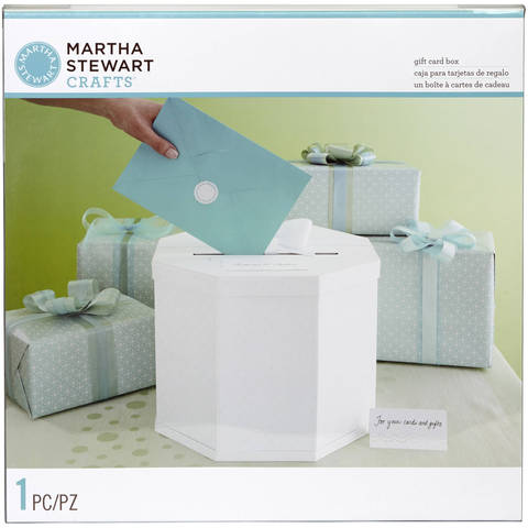 Martha stewart gift card box walmart includes negle Images
