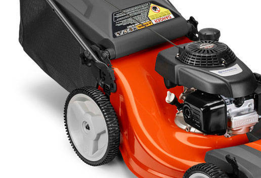 Husqvarna LC221RH 160-cc 21-in Self-propelled Gas Lawn Mower with