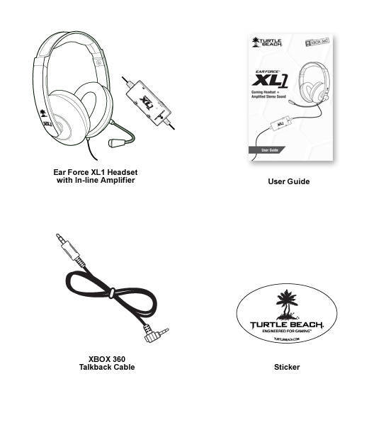 turtle beach xl1 wiring diagram