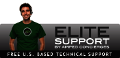 Amped Wireless Elite Support