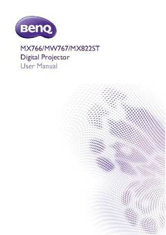 MX822ST User Manual - opens PDF