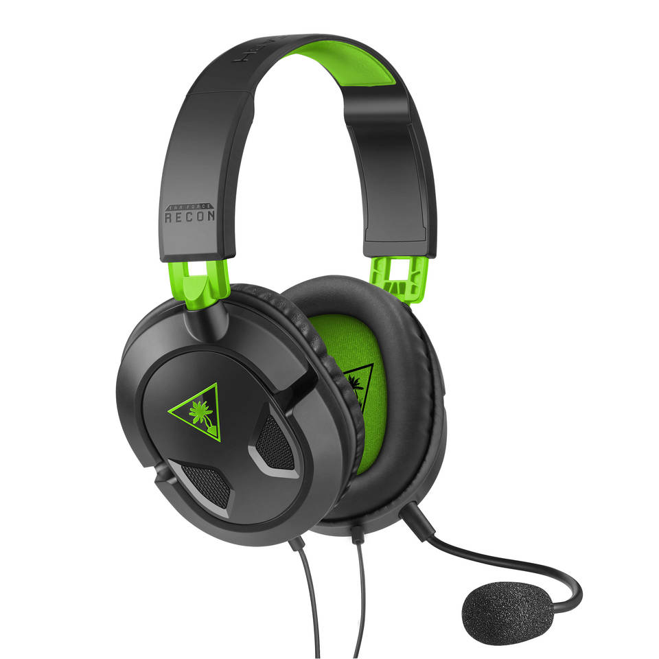 Turtle Beach Recon 50X Gaming Headset (Xbox One / PS4 / PC / Mobile ...