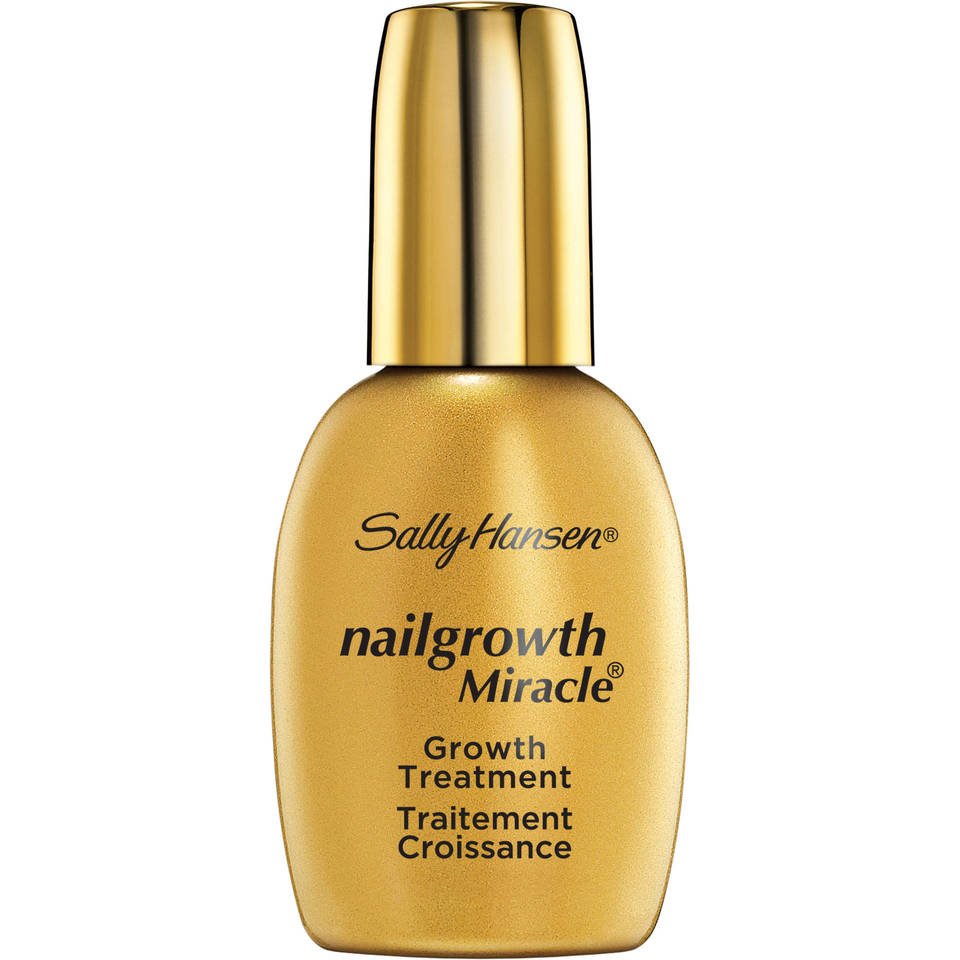 Sally Hansen Nail Growth Miracle Salon Strength Treatment - Walmart.com