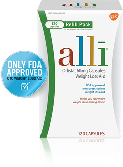 alli diet weight loss supplement pills customer reviews