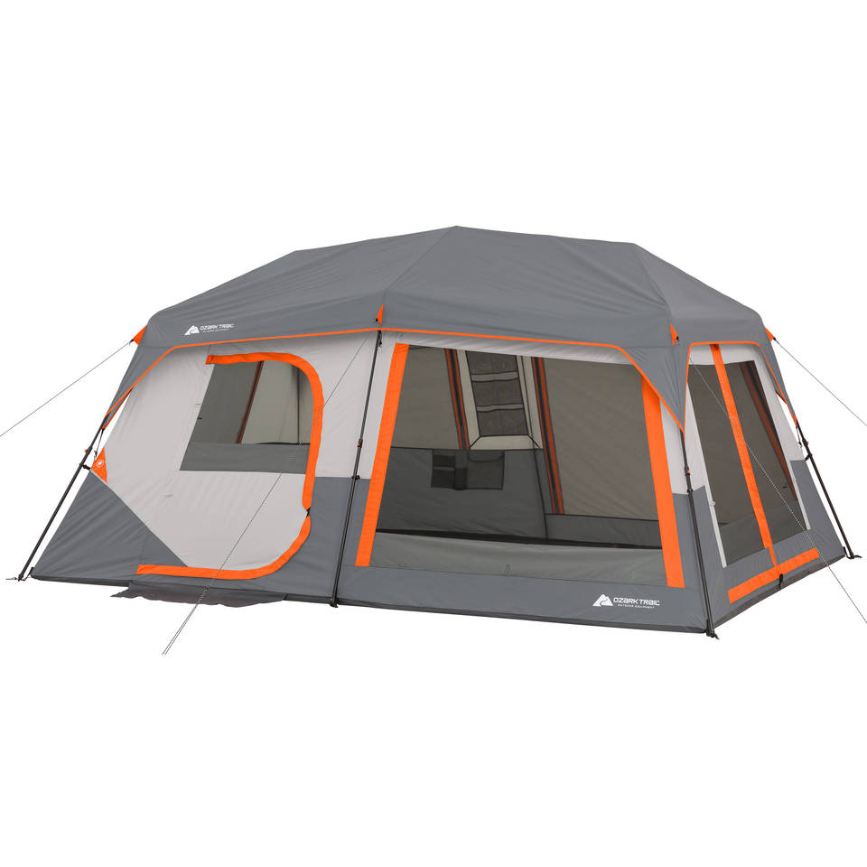 Ozark Trail 10 X 9 66 6 Person Instant Cabin Tent Com  sc 1 st  Dago Update & ozark trail 6 person instant cabin tent | Dago Update