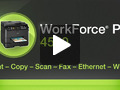 Epson WorkForce Pro 4540 All-in-One Printer Product Overview