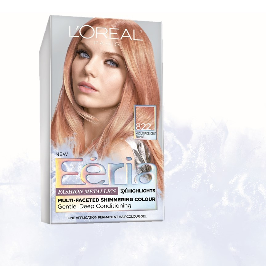 Feria Multi Faceted Shimmering Colour 3x Highlights Level 3