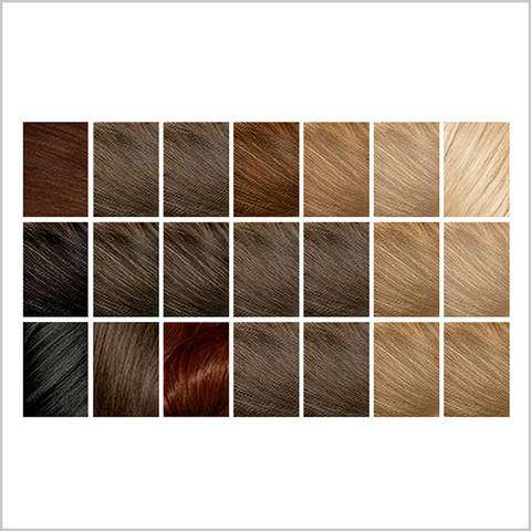 Colors That Match With Brown nice n easy root touch-up permanent color, dark brown shades 4, 1