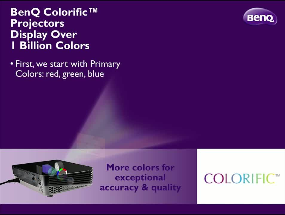 Discover the Colorific™ 1 Billion+ Color Difference
